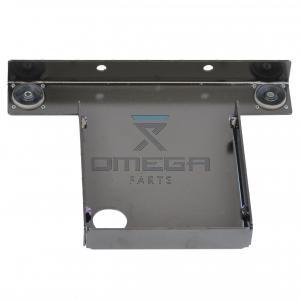 UpRight / Snorkel 510312-000 Base plate - Radiator