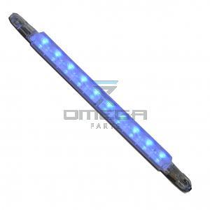 OMEGA  475506 Interior lighting - blue - LED 12V