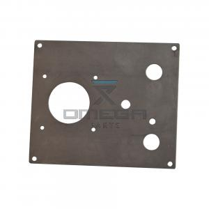 UpRight / Snorkel 510461-000 Upper control plate panel