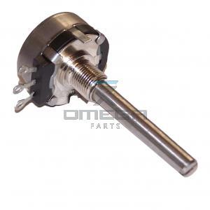 Genie Industries  65179 Potentiometer - long shaft