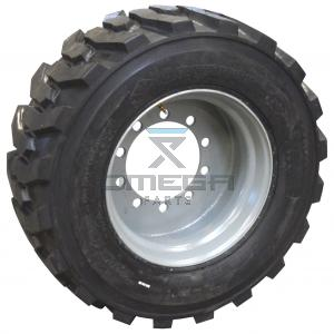 Genie Industries  60957 Tire with Wheel assembly - Left side - foam filled 385/65-22