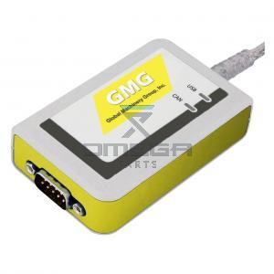 GMG  479496 PC Interface hub - for GMG 1330ED - 1530ED - ZAPI comm