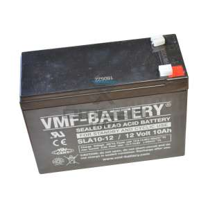 OMEGA  487036 AGM sealed lead acid 12 V battery - 10Ah