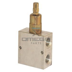OMEGA  494046 Hydraulic valve
