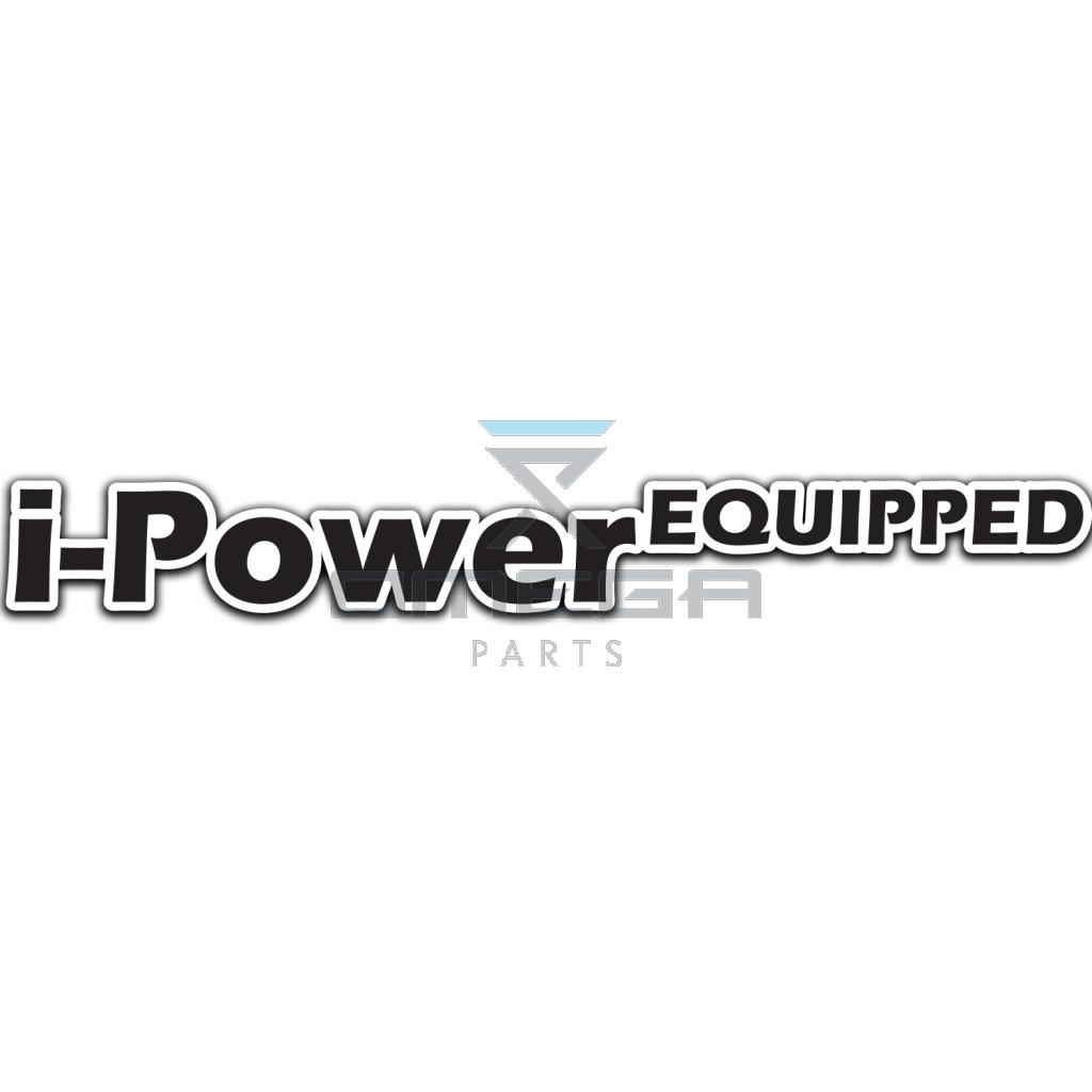 GMG  493310 Decal - I-POWER 415x51mm