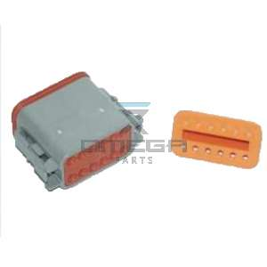 UpRight / Snorkel 3049813 Plug Connector & Wedgelock