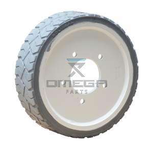 SNORKEL 501625-000 Front Wheel