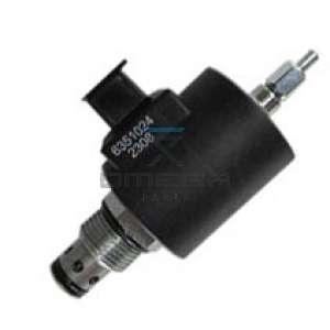 UpRight / Snorkel 6018023 Valve cartidge /coil 20Vdc