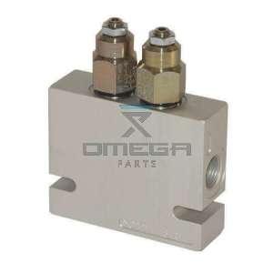 OMEGA  504226 Hydraulic manifold