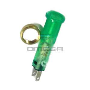 Bluelift  21090054 Light indicator green