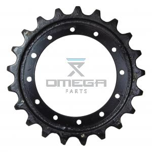 OMEGA  518368 Sprocket wheel
