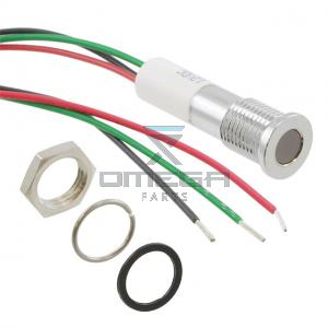 OMEGA  539752 Tri-colour LED - 12Vdc