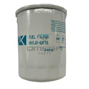 Kubota HH1J0-43172 Fuel filter cartridge