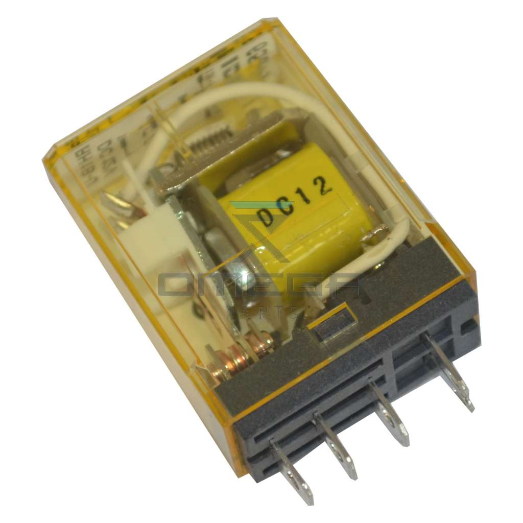 UpRight / Snorkel 067661-001 Relay 12Vdc
