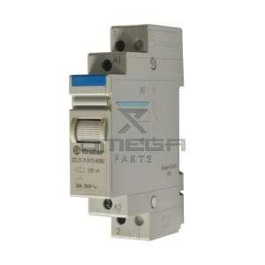 OMEGA  593928 Relay - modular 12 Vdc