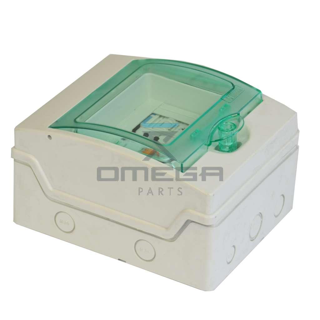 OMEGA  593930 Box enclosure