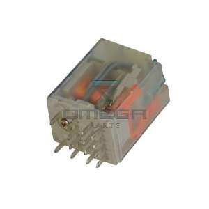 OMEGA  610164 Relay 24Vdc 4pole