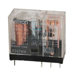 OMEGA  610152 Omron relay 12DC