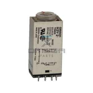 OMEGA  610158 Time relay  230V
