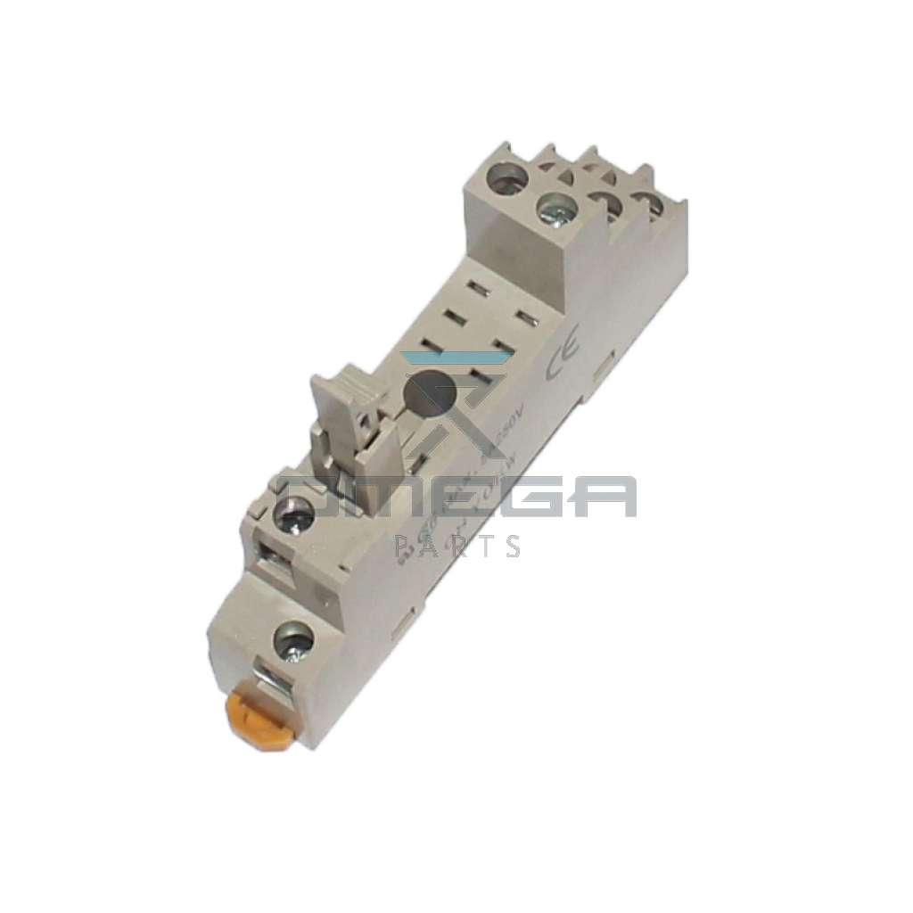 OMEGA  610182 relay socket double