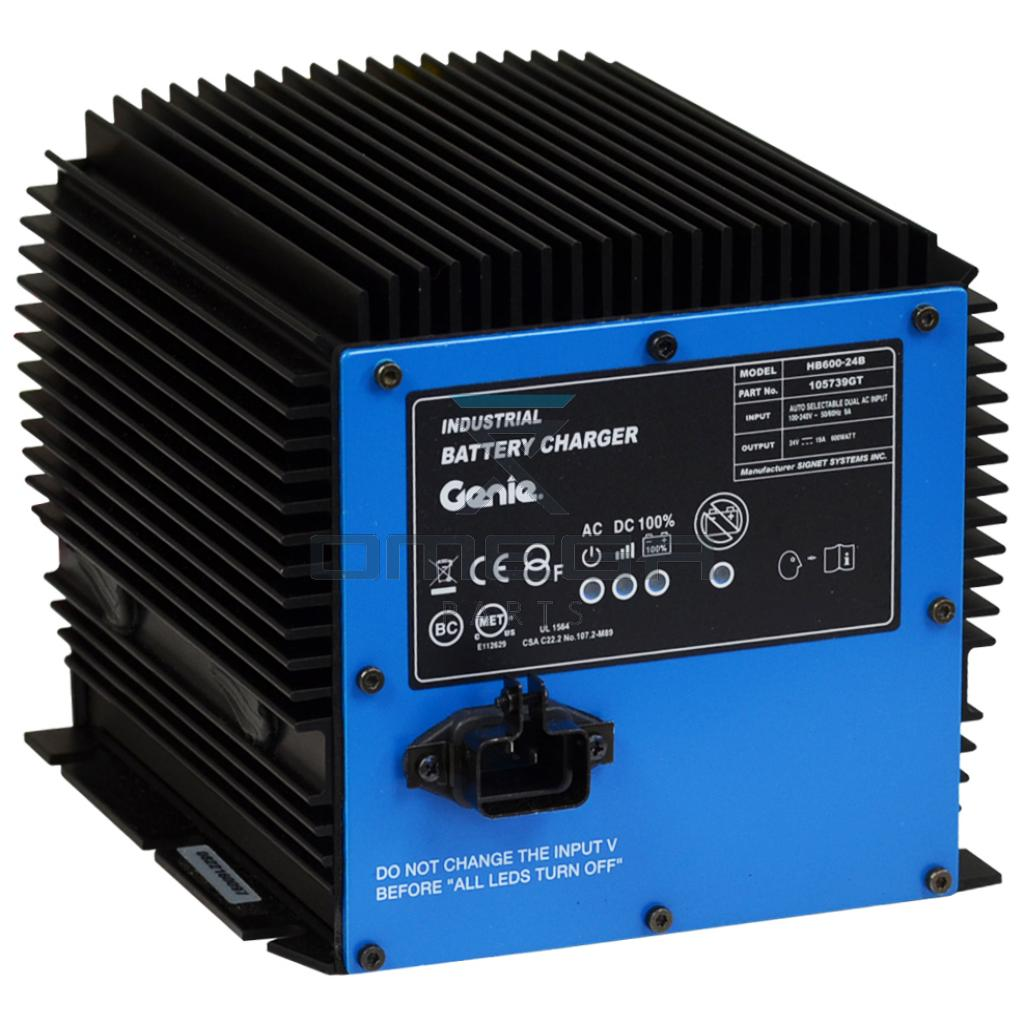 Genie Industries 105739 Battery Charger 24V - 19A
