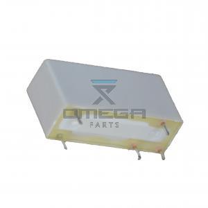 OMEGA 612226 relais PCB-SPCO 24VDC