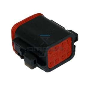 Omega Infra BV 612.316 Plug 8p. socket
