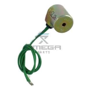 UpRight / Snorkel 6009461 Coil 24Vdc