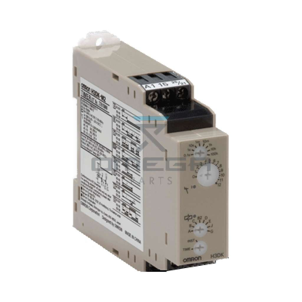 OMEGA  612416 Timer relay AC/DC