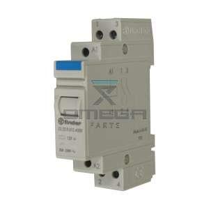 OMEGA  612448 Relay 12Vdc coil - modular - 20A max current