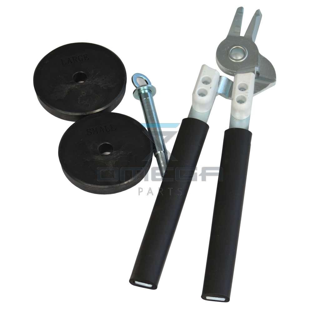 Schuurman b.v. 70065 Tyre change tool scissor