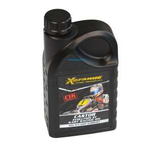 Xeramic  20115 Castor Evolution 2T kart Racing Oil