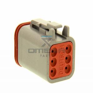 UpRight / Snorkel 3220153 Plug connector DT06-6S