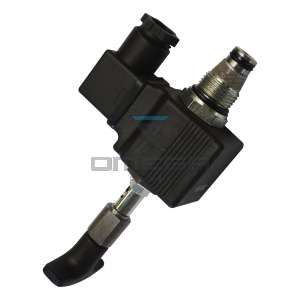 UpRight / Snorkel 501483-000-SK Hydr valve with manual release