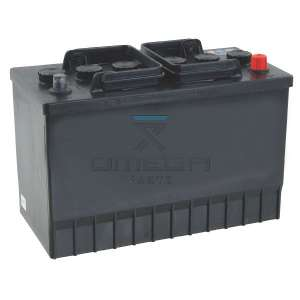 Omega Platforms  624410 Battery 12V 110Ah