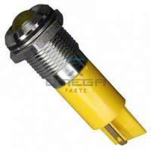 OMEGA  628576 LED Yellow 12Vdc