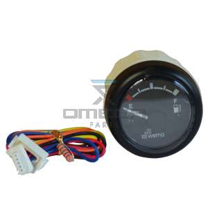 OMEGA  628582 Fuel gauge meter black