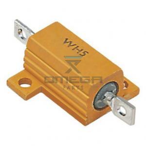 OMEGA  632120 Resistor - 10W - 6,8Ohm