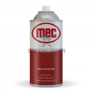 MEC Aerial Work Platforms 662478 MEC spray can RED