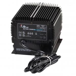 Dingli 100750 Battery charger 24V 25A Auto select voltage input 100-240Vac 50-60Hz