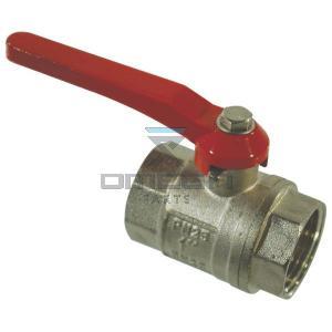 OMEGA  662648 Ball valve - BSP 2xfemale 1inch