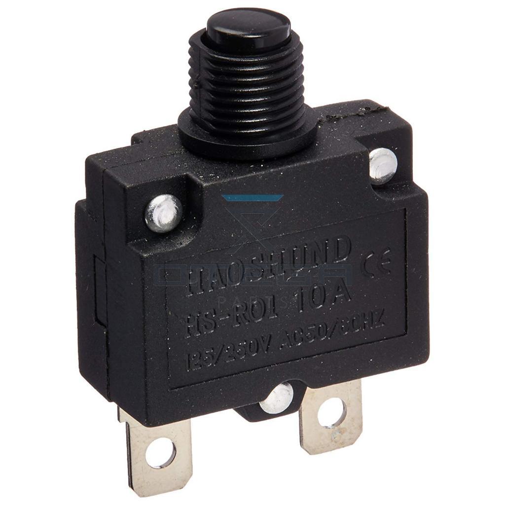 Mantall  051003C664 Circuit breaker, 10A