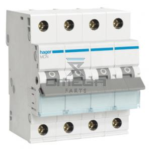 OMEGA  662920 Circuit breaker - 3P+N - 16A