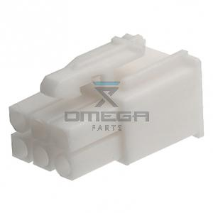 AMP  172168-1 Plug housing 6way
