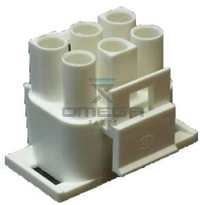 Omega Infra BV 723.241 Plug Housing, 6WAY