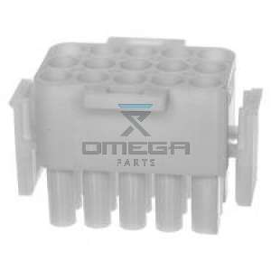 Omega Infra BV 793.423 Plug Housing, 12WAY