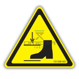 UpRight / Snorkel 101208-001 Hazard