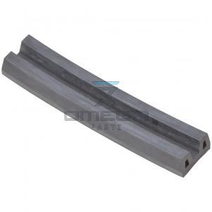 OMEGA  804214 rubber, anti crash 245 mm.