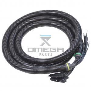 Hatz  000001611100 Wire harness - powerbox
