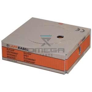 OMEGA  821338 Installation wiring - green - 1,0 mmq
